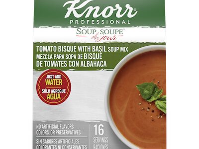 Tomato Bisque soup image