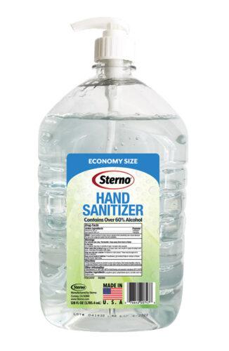 Sterno Hand Sanitizer economy size