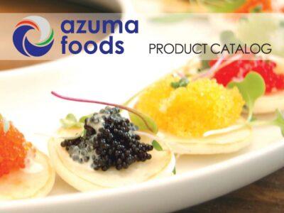 Azuma Foods Product Catalog