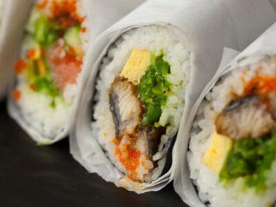 AZUMA Sushi Burrito