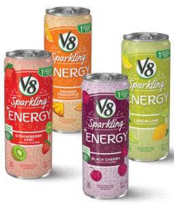 V8 Sparkling Energy
