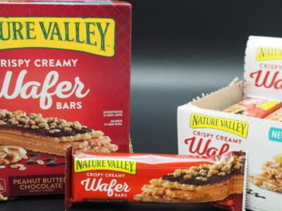 Nature Valley Crispy Creamy Wafer Bars