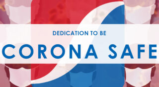 Dedication To Be Corona Safe Banner
