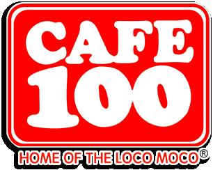 Cafe 100 logo