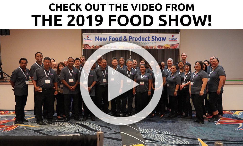 2019 Food Show Video