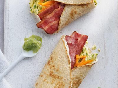 Jennie-O Breakfast Turkey Bacon Roll Up
