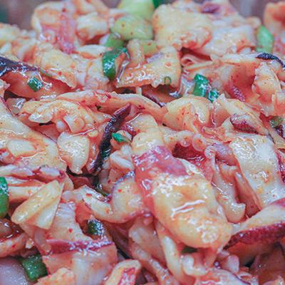 Kimchee Tako