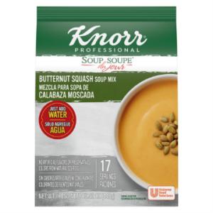 New: Knorr® Soup Du Jour Butternut Squash