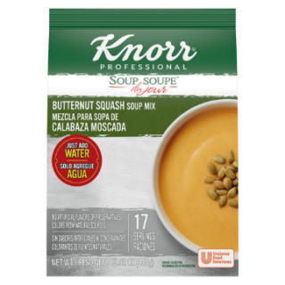 Knorr Butter Nut Squash Soup Base