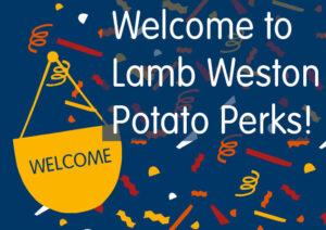 Lamb Weston Potato Perks