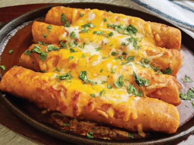 Ruiz Foods Ranchero Enchiladas