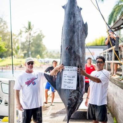 Suisan Ho`olaule`a Fishing Tournament- Image 3974