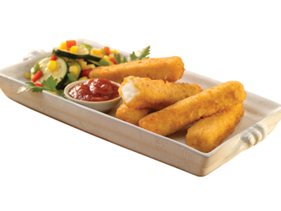 Trident Pollock Fish Sticks