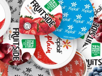 Yoplait Yogurt flavor images