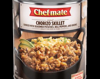 Chef-Mate Chorizo Skillet