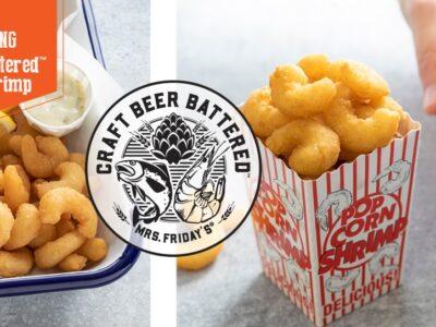 craft beer battered shrimp