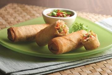 golden tiger spring rolls (frozen)