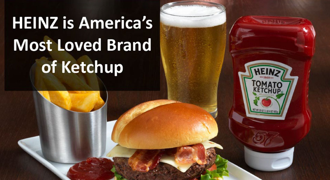 Heinz promo slider.