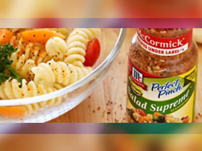 McCormick seasoning blends