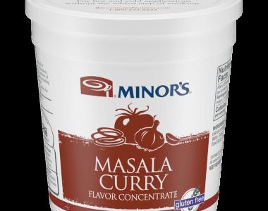 Marsala Curry -Minor's brand