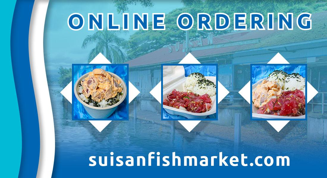 Suisan Fish Market Online Ordering