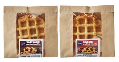 General Mills stuffed waffles