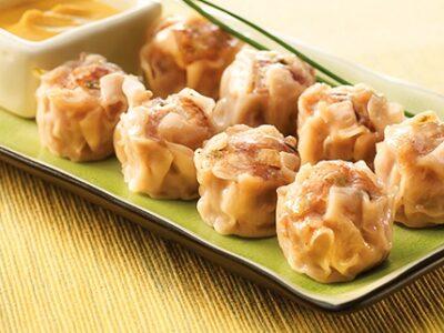 shumai dumplings