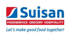 Suisan Food Distribution Logo